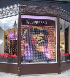 Nespresso Cafe Madison Ave Nyc
