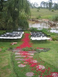 Great South African Venue- For Hailey (willow tree) Red Wedding, Wedding Picnic, Picnic Style, Willow Tree, Wedding Venues, Wedding Ideas, Big Day, Stepping Stones, Wedding Planner
