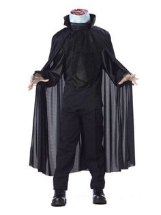 Halloween Headless Horseman - Kids Costume