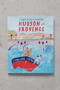 Hudson In Provence - anthropologie.com