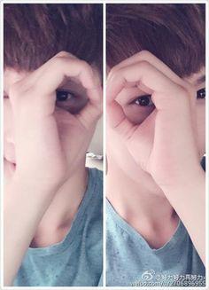 [UPDATE] 150803 Lay's Weibo