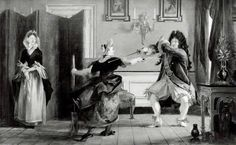 BBC - Your Paintings - Le Bourgeois Gentilhomme