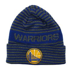 classic fit a0c49 1cd81 Adidas nba golden state warriors thunder beanie kx48z