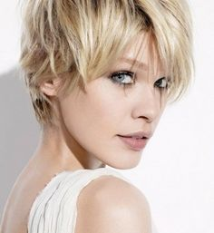 Short Choppy Hairstyles for Women | Short Choppy Layered Hairpictures Short Hairstyles Short Choppy ...