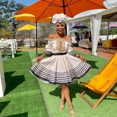 TRADITIONAL XHOSA DRESSES NEW IDEAS OUTSTANDING You're looking for a list of the latest TRADITIONAL XHOSA DRESSES styles, well, here it is. Want to know the best part? We update this list of Traditional styles weekly with multiple new ideas from traditional to your favorite Instagram celebrities' style. South African Fashion, African Fashion Designers, Latest African Fashion Dresses, African Print Fashion, Traditional Dresses Designs, African Fashion Traditional, Traditional Outfits, Traditional Styles, Traditional Wedding