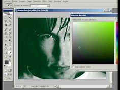 Como aplicar el efecto Duotono en Photoshop