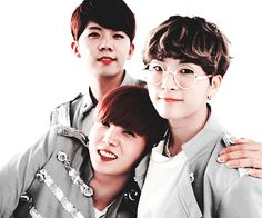 Gohn, Xero & Hojoon <3 Topp Dogg