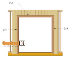 Below are step-by-step instructions to build a shed door. These shed door plans can easily be customized to fit most sheds. Shed Door Hinges, Sliding Shed Door, Shed Doors, Barn Doors, Shed Plans 8x10, Free Shed Plans, Wood Storage Sheds, Storage Shed Plans, Garage Storage