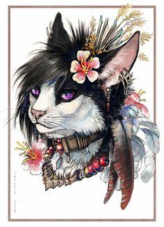 Cat tatohit