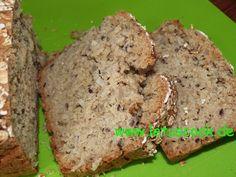 Glutenfreies Hafer-Sonnenblumenbrot-შვრიის და მზესუმზირის პური-let us cook