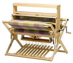 Floor Loom FREE SHIPPING on NEW Schacht Spindle