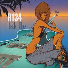 R134  Black & Blue