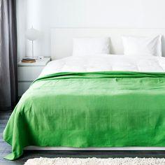 Tagesdecke statt Bettenmachen