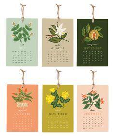 Poppytalk: 10 Beautiful 2014 Calendars