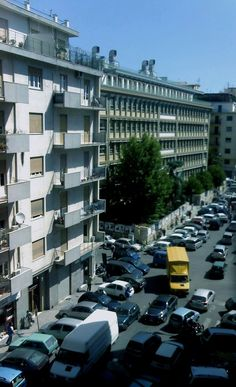 Palermo -Via Francesco Laurana - Sede INPS © Tutti i diritti riservati  di Giovanni Mascellaro
