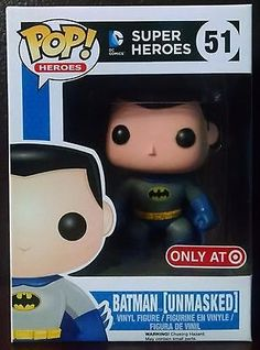 Peter Parker from Marvel's upcoming blockbuster, Spider-Man: Homecoming, is unmasked as Spider-Man with this adorable collectible Pop! Batman Pop Vinyl, Funko Pop Batman, Pop Figures, Vinyl Figures, Action Figures, Funko Pop Dolls, Geek Toys, Funk Pop, Pop Toys