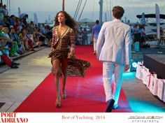 Best of Fashion by Best of Yachting Port Adriano event