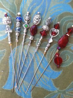 hair pin weapons - Google Search