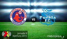 Veracruz vs Puebla, Jornada 9 del Apertura 2015 ¡En vivo por internet! - http://webadictos.com/2015/09/18/veracruz-vs-puebla-apertura-2015/?utm_source=PN&utm_medium=Pinterest&utm_campaign=PN%2Bposts