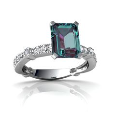 The only rock I want is an Alexandrite!