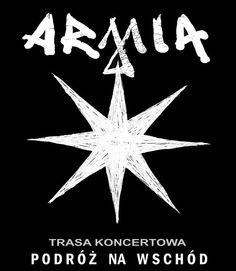 """Armia - Trasa Koncertowa """"Podróż Na Wschód"""". - Pod patronatem Gdzieco.pl"""