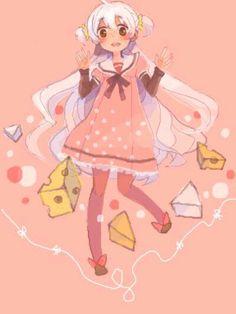 Nagisa Momoe from Madoka Magica.