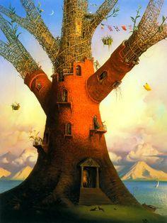 Russian Salvador Dali: Surrealistic paintings by Vladimir Kush - 23
