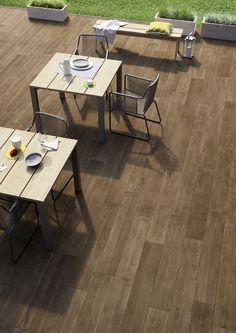 Pavimenti per esterni: idee e soluzioni in ceramica e gres  - Marazzi 6545