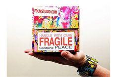 #PeaceBoxes signed postcards | SHOP FDLM