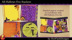 All Hallows Eve Stackers
