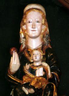 La Santidad como tarea.: Nuestra Señora de Begoña