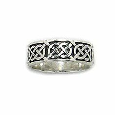 Online shopping from a great selection at Clothing, Shoes & Jewelry Store. Celtic Knot Designs, Friendship Rings, Tear, Jewelry Stores, Sterling Silver Rings, Detail, Man Jewelry, My Style, Bracelets