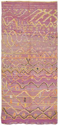 Vintage Moroccan Oriental Rugs 44468 Main Image - By Nazmiyal Moroccan Berber Rug, Moroccan Decor, Magic Carpet, Floor Rugs, Kilim Rugs, Rugs On Carpet, Vintage Rugs, Vintage Textiles, Antiques