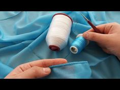 Hand Embroidery Videos, Fabric Crafts, Make It Yourself, Blog, Instagram, Youtube Youtube, Tassels, Stitching, Needlepoint