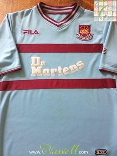 5bc0055c72c0 27 Best Classic West Ham Football Shirts images in 2019 | West ham ...