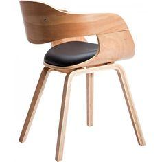 Stoel Costa Armleuningen Beuken - Kare - DesignOnline24