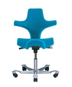 Ergo Depot HAG CAPISCO CHAIR for walk/stand desk SF studio hours M-F 9am-6pm, Sat 10am-2pm