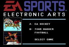 NHL/Madden Collection (Megadrive)