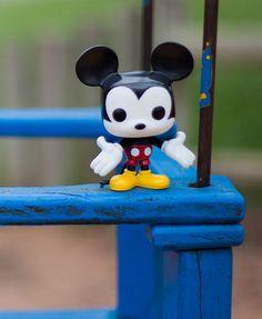 Vinyl Pop Mickey (Disney)