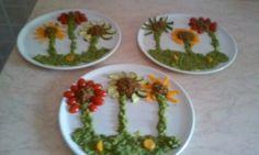 Fiorellini di verdura