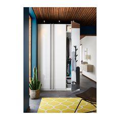 PAX Wardrobe - standard hinges, 150x60x236 cm - IKEA