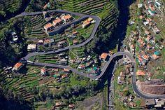Curral das Freiras, Madeira Island, Portugal