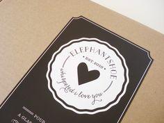 """Our Elephantshoe """"I love you"""" box sent to Nadia van der Mescht"""