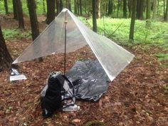 """This ultralight backpacking gear list was contributed by Gossamer Gear Trail Ambassador Rob """"QiWiz"""" Kelly"""