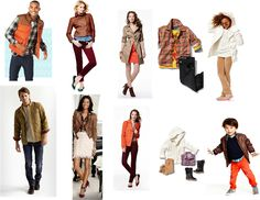 OUTFIT INSPIRATION FALL FAMILY PHOTOS, WHAT TO WEAR, ORANGE BROWN TAN CREAM