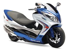 This Suzuki Hayabusa is really cool