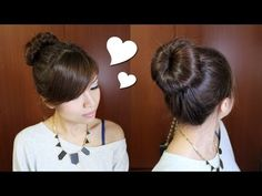 ♥ Don't forget to like and favorite so you can try this later!  ♥ Click her to watch my other hair tutorials: http://www.youtube.com/playlist?list=PLD4D5DE6CCCF00AF4    ♥ Subscribe for more free hairstyles! http://www.youtube.com/subscription_center?add_user=bebexo    Connect with me:  ♥˙·٠•●●•٠·˙♥ ˙·٠•●●•٠·˙ ♥˙·٠•●●•٠·˙˙♥˙·٠•●●•٠·˙˙  ♥ Facebook: ht...