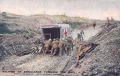 POSTCARD   MILITARY  WWI  Daily  Mail  Series I  No 5