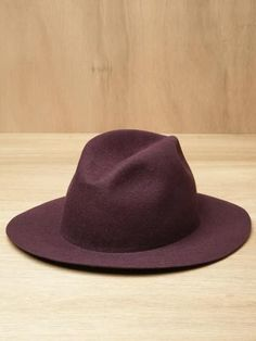 Street Style Market — Unused Men s Rabbit Fedora f25843bd159c
