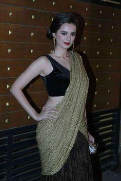 Actor Evelyn Sharma